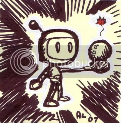 Bomberman - Rez