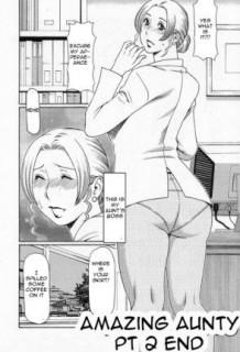 amazing aunty manga part 1