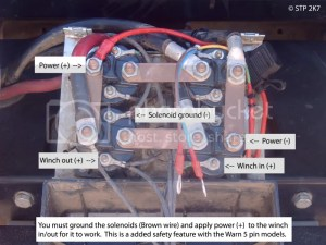 in cab switch wiring  Australian 4WD Action | Forum