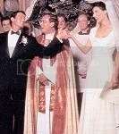 JENNIFER FLAVINS WEDDING