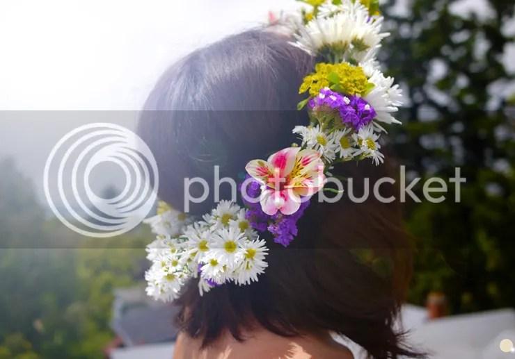 Favorite Flower Crown Tutorials Cocorosa