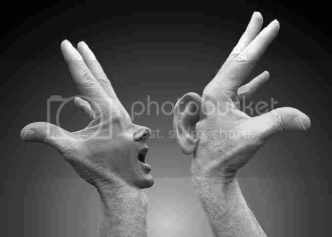 talking photo: Talking To The Hand TalkingToTheHand.jpg