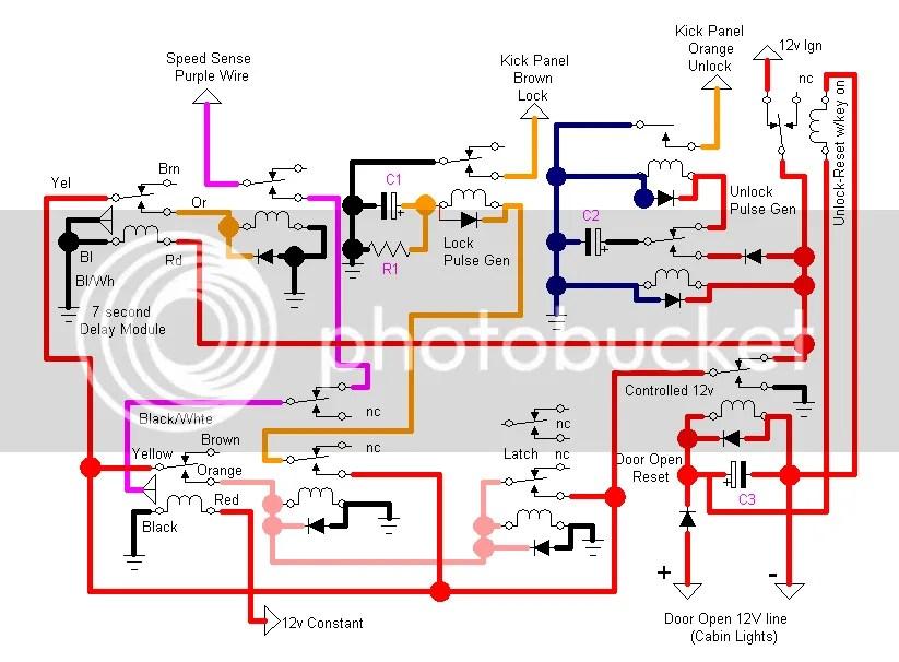 AutoDoorLocks6 23 10?resize=665%2C490 electrical wiring diagram of car the best wiring diagram 2017 electric vehicle wiring diagram at edmiracle.co
