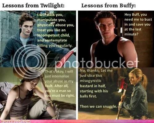 Buffy Wisdom