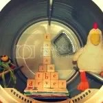 Toys In The Dryer