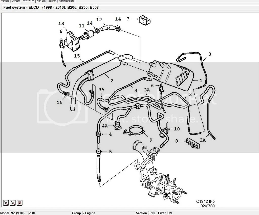 Please Help Me Solve The P Code On My Saab 9 5