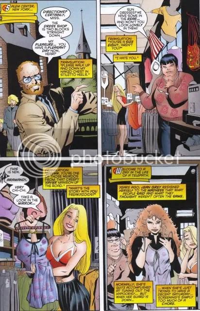 Exhibit A: From X-men 53