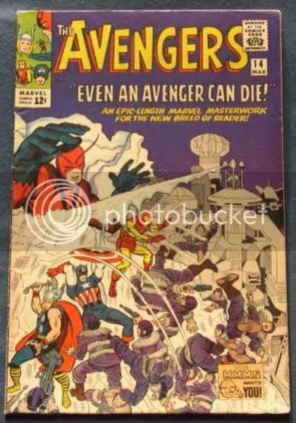 Exhibit C: Avengers #14