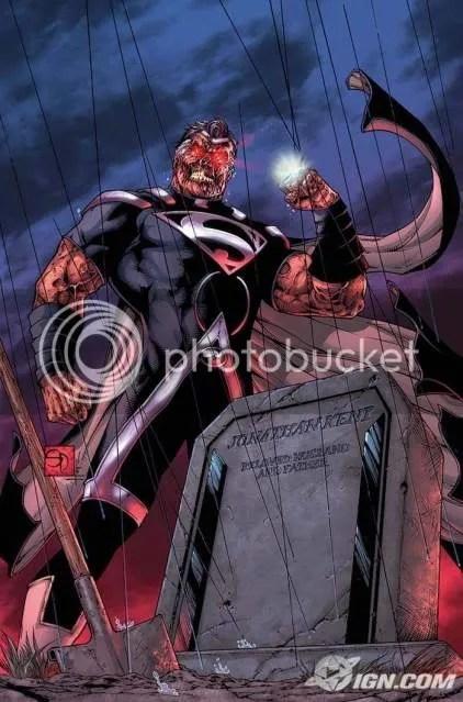 Zombie superman vs Zombie Sentry arguments begin in 3, 2...
