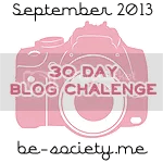 BE Society Sept 30 Day Challenge