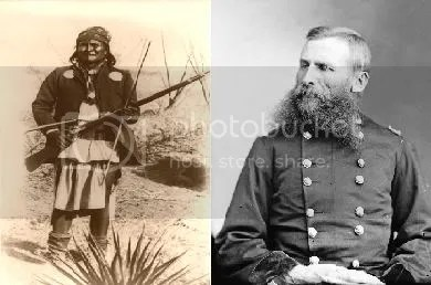 geronimo vs general crook