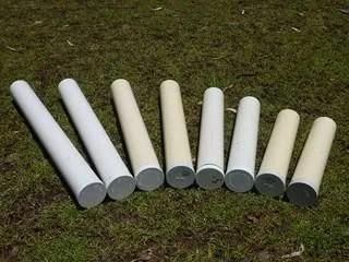 Stamping tubes