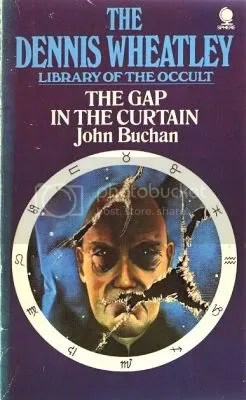 John Buchan - The Gap In The Curtain