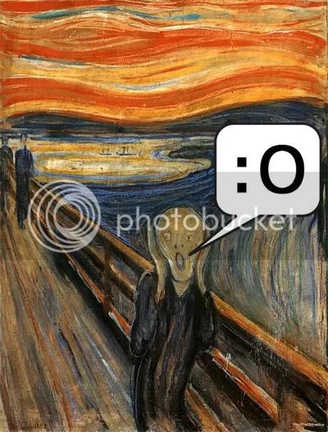 El grito 2.0, Edvard Munch