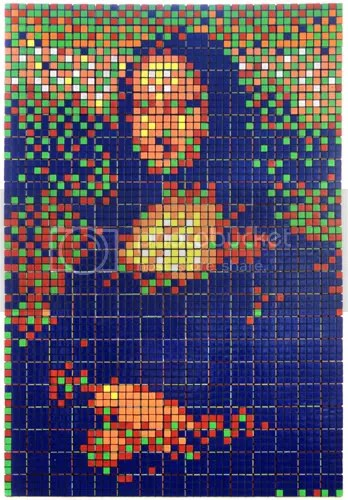 Mona Lisa, Invader
