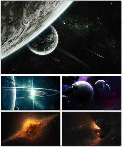 Коллекция обоев на тему Космос. Часть №9