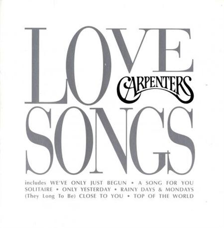 The Carpenters - Love Songs (1997) FLAC