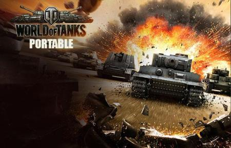 World of Tanks 0.9.1 (2014/Portable от punsh)