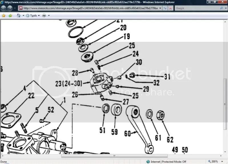 Diagram 3000 Ford Steering Power Tractor