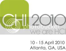 CHI 2010 logo