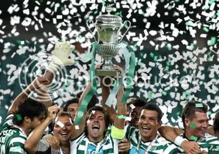 Sporting vence Supertaça