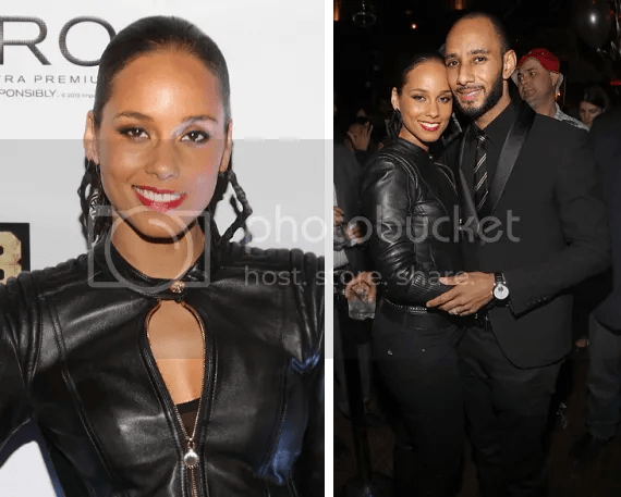 ak swizz Quick Flicks: Alicia Keys And Swizz Beatz Host 4th Annual Bronx Charter School For The Arts Fundraiser