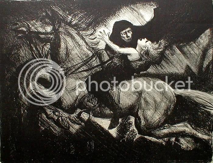Der Erlkönig by Albert Sterner