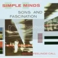 Simple Minds Sons and Fascination