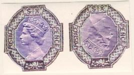 Gerald King - Elizatoria Great Britain - Catalog no. 21
