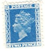 Gerald King - Elizatoria Great Britain - Catalog no. 12