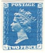 Gerald King - Elizatoria Great Britain - Catalog no. 5