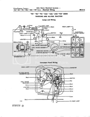 1010 John Deere Tractor Wiring Diagram ~ Wiring Diagram Information