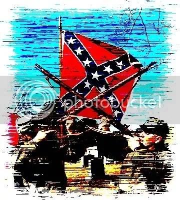 confederate flag photo: The Flag RetroRebelFlag.jpg