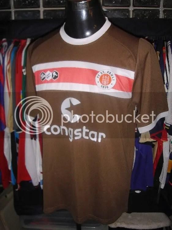FC St. Pauli Do You Football 2009/10 Home Kit Leak