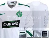 Celtic FC Nike 2009-10 International Kit