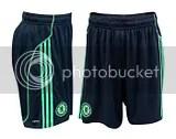 Chelsea FC Adidas 2009-10 Home Kit
