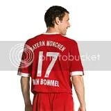 Bayern Munich 09-10 Adidas Home Kit Trikot
