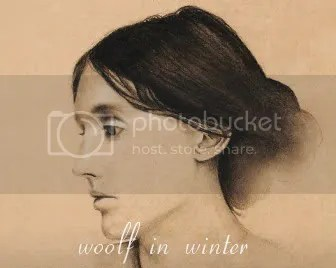 woolf in winter