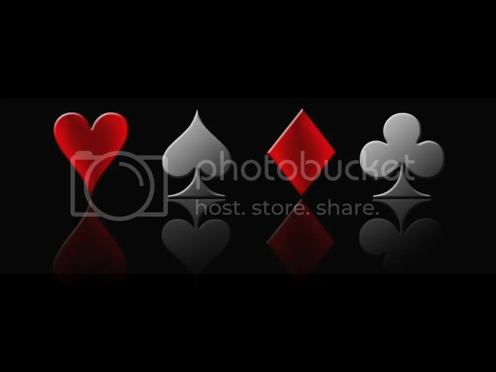poker graphics and comments