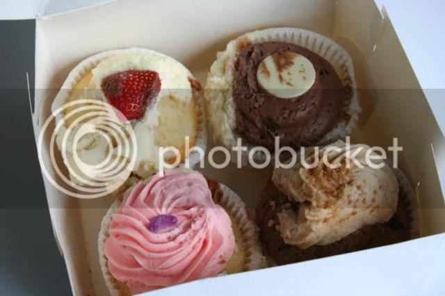 Vorige Week - Julies House Cupcakes na een Pleasure Hunt