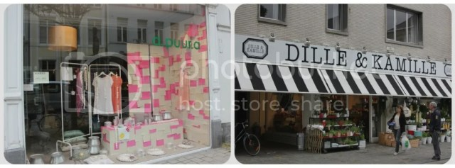 [Plutomeisjes Ghent City Guide] Shopping - A Puur A en Dille & Kamille