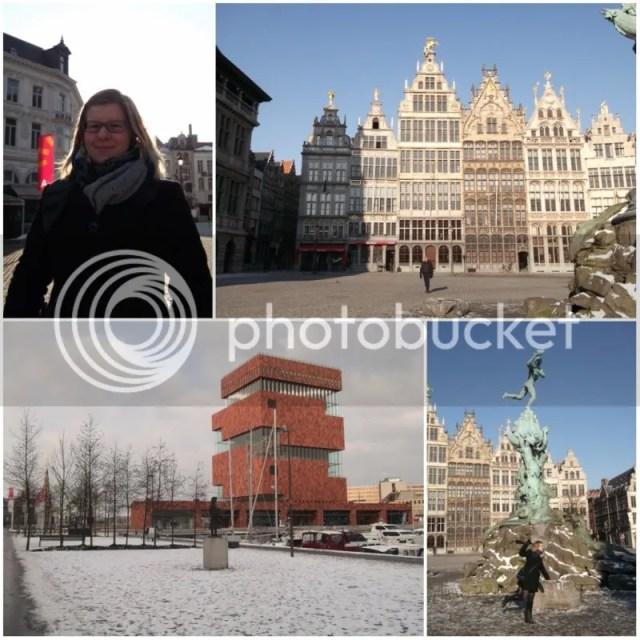 Vorige Week - Rondlopen in Antwerpen aan -10