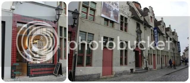 [Plutomeisje Ghent City Guide] Sightseeing - Huis van Alijn