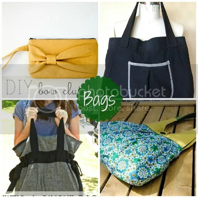 Link Love - Handmade Gifts - Bags
