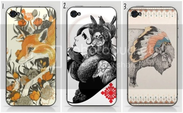 Pretty Things - Phone covers