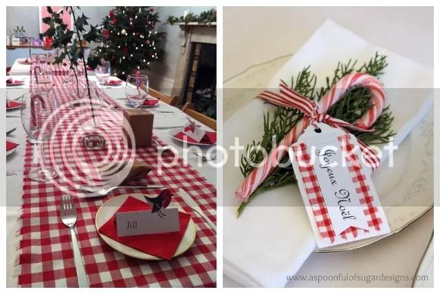 Kerstmis Tafel Decoratie Ideeën