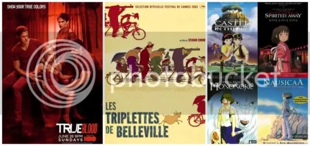 Zomerplannen: films & series