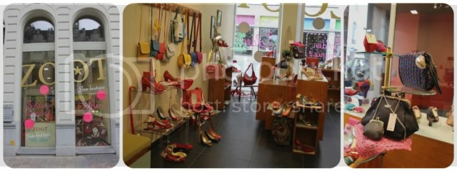 [Plutomeisjes Ghent City Guide] Shopping - Zoot Shoe Boutique