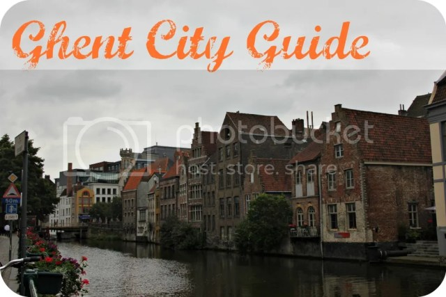 Ghent City Guide