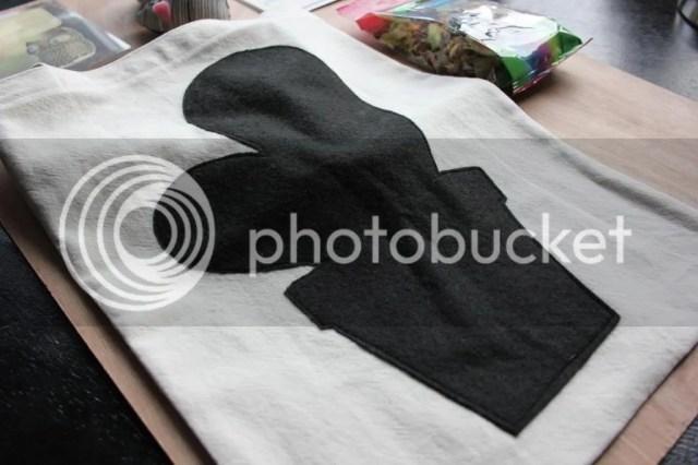 Secret Santa 2012 - Verzonden pakje